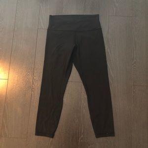 """Used lululemon Align™ Pant 25"""" - size 10 - GUC"""